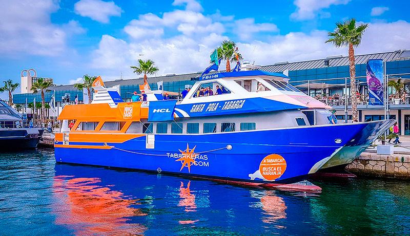 reservar ferry santa pola tabarca